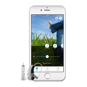 Widex Made for iPhone Hearing Aids