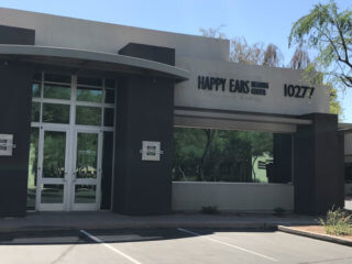 External view of Happy Ears Hearing Center in Scottsdale Arizona