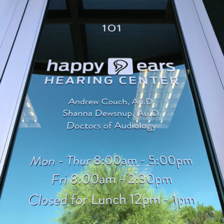 Happy Ears Scottsdale Office Hours